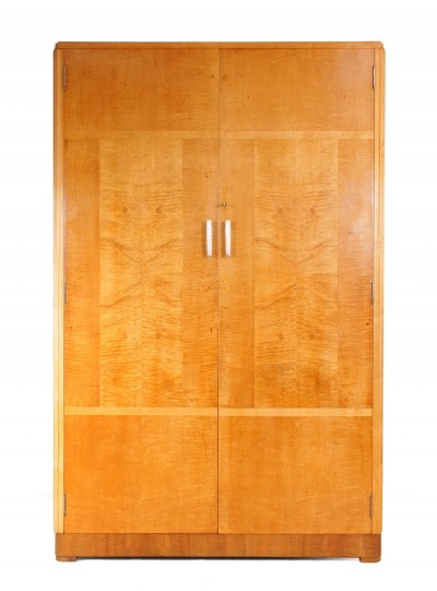 Art Deco Wardrobe By Maple & Co London