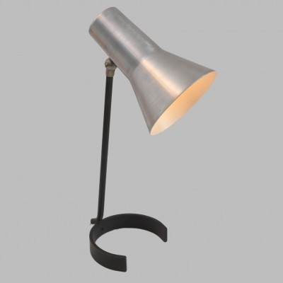 Desk lamp by J. Hoogervorst for Anvia Almelo, 1960s