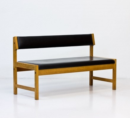 Model 377 bench by Børge Mogensen, 1960s