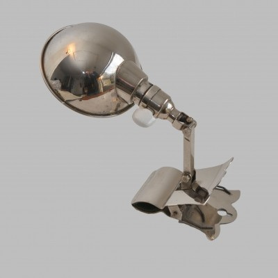 Desk lamp by H. Busquet for Hala Zeist, 1930s