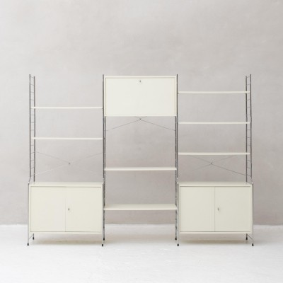 Wall unit by WHB, Germany 1970