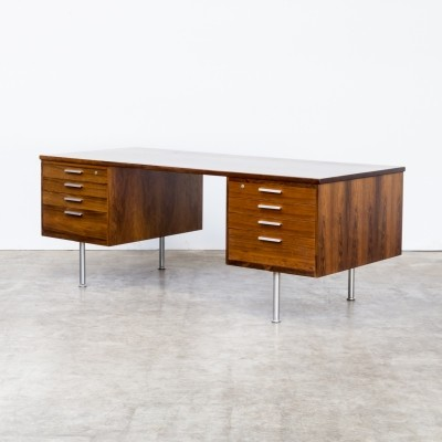 Kai Kristiansen rosewood writing desk for Feldballes Møbelfabrik, 1960s