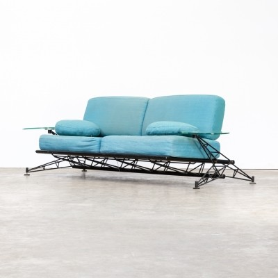 Harm & Harry Vink 'wings' sofa for Harvink, 1980s