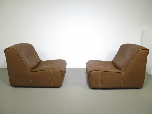 6 x vintage lounge chair, 1970s