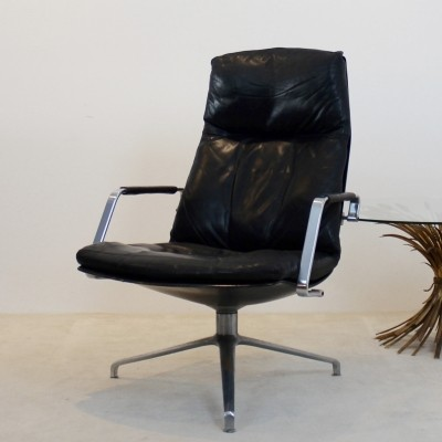 1st Edition Kill International FK86 Fabricius & Kastholm Lounge Chair