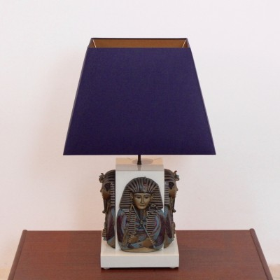Exclusive Pharaoh Toetanchamon Table Lamp