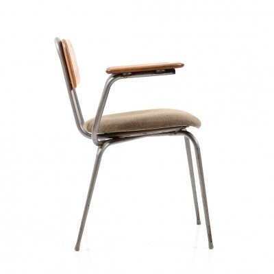 Early 1950s Danish Industrial Chair by Niels Larsen
