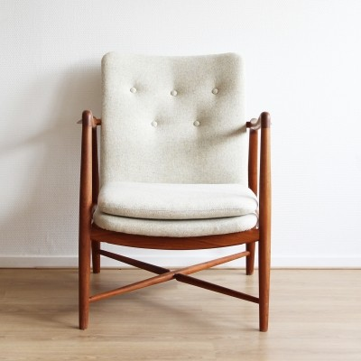 Finn Juhl for Bovirke 'Fireplace Chair' BO-59