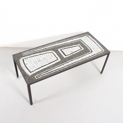 Coffee table by Roger Capron for Capron, 1970s