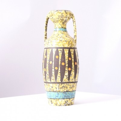 Arizona vase by Bodo Mans for Bay Keramik, 1950s