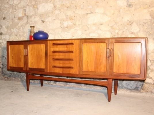 Fresco sideboard by Victor Wilkins for G Plan, 1960s