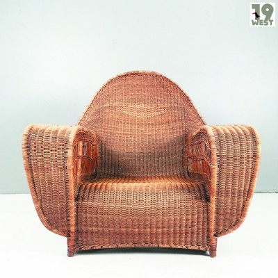 Vintage lounge chair, 1930s
