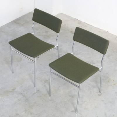 Pair of Dining Chairs 07 by Martin Visser for 't Spectrum
