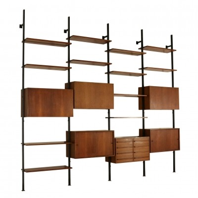 Bookcase by Paolo Tilche