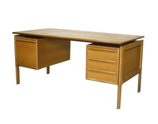 Writing desk by GV Gasvig for GV Møbler, 1950s