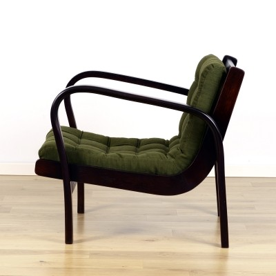Loungechair by K. Kozelka & A. Kropacek, 1940's