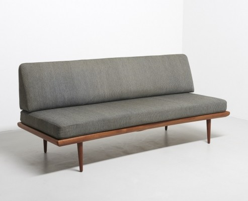 Minerva daybed by Orla Mølgaard Nielsen for France & Son, 1950s