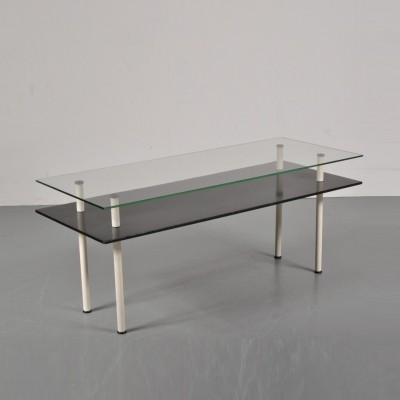 Coffee table by Elmar Berkovich for Metz & Co, 1930s