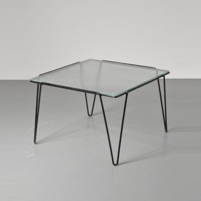 Coffee table by Arnold Bueno de Mesquita for Spurs Meubelen, 1950s
