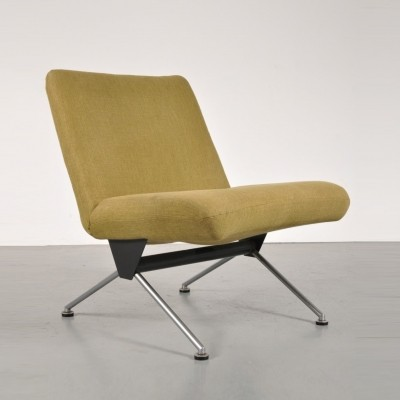 Lounge chair by Dick Cordemeijer for Gispen, 1960s