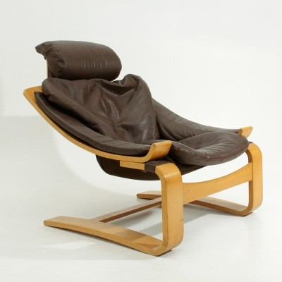 Kroken arm chair by Ake Fribyter for Nelo Mobel, 1970s