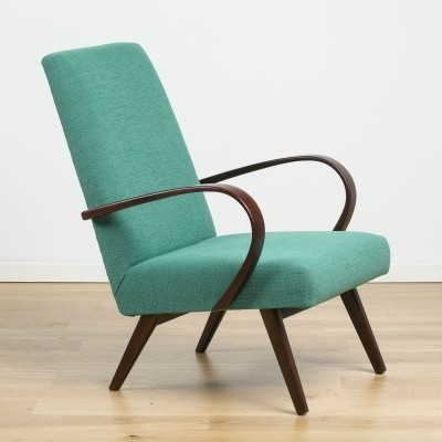 Type 53 armchair by Jaroslav Smídek for Ton, 1950's