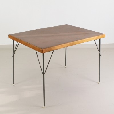 Model 530 dining table by Wim Rietveld for Gispen, 1950s