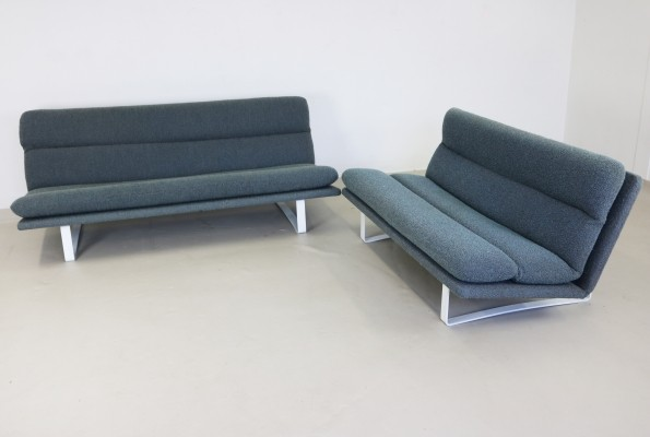 C683 seating group by Kho Liang Ie for Artifort, 1970s