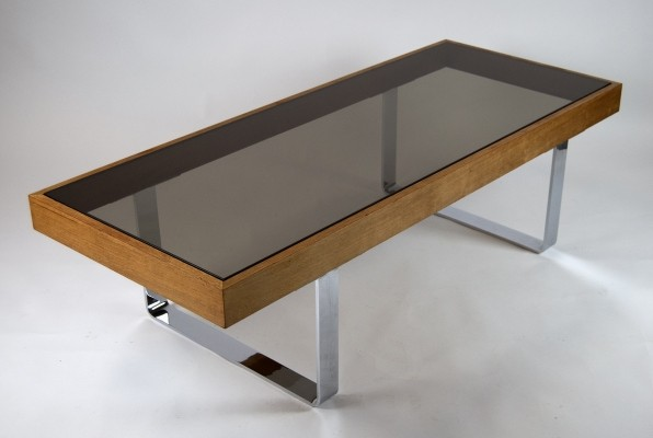 Model 3080 Coffee Table by Ilse Möbel, 1960s