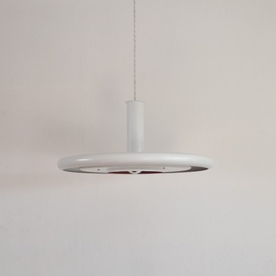 Optima hanging lamp by Hans Due for Fog & Mørup, 1970s
