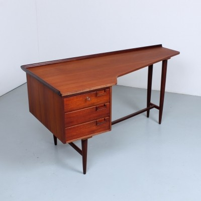 Modern art series writing desk by William Watting for Fristho, 1950s