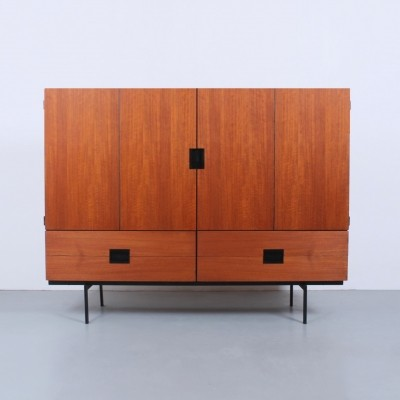 Japanese series CU-04 cabinet by Cees Braakman for Pastoe, 1950s