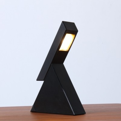 Delta desk lamp by Mario Bertorelle for Massanzago, 1970s