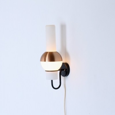 Lucifer wall lamp by Raak Amsterdam, 1960s