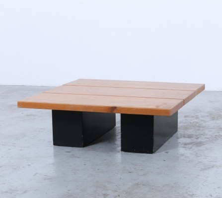 Coffee table by Ilmari Tapiovaara for Laukaan Puu Finnland, 1960s