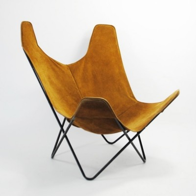 Lounge chair by Jorge Ferrari Hardoy for Knoll, 1970s