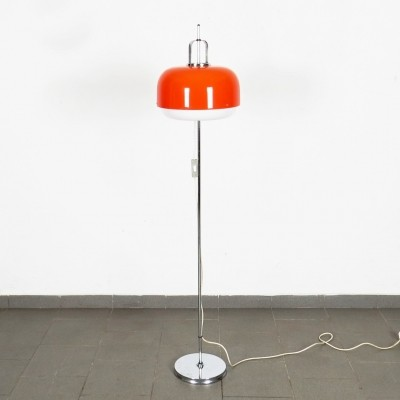 Floor lamp by Harvey Guzzini for Meblo, 1970s