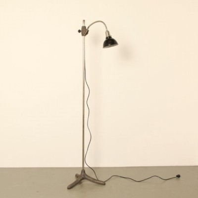 Bauhaus worklight by Christian Dell, 1930s