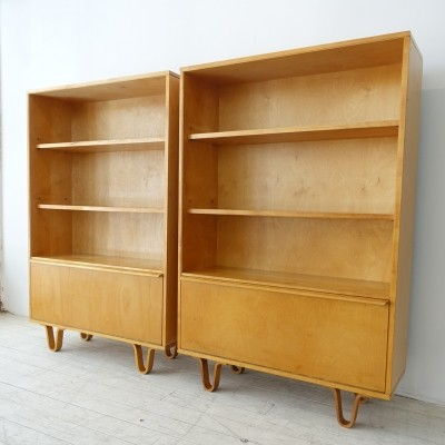 2 x BB03 cabinet by Cees Braakman for Pastoe, 1950s