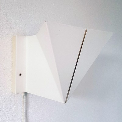 2 x Shofloat wall lamp by Mart van Schijndel for Martech, 1980s