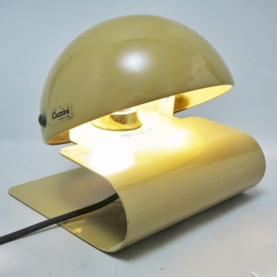 Bugia desk lamp by Giuseppe Cormio for Harvey Guzzini, 1970s