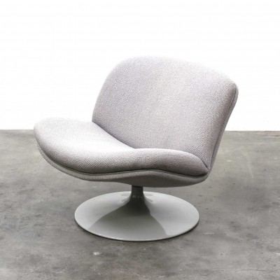 Model F504 lounge chair by Geoffrey Harcourt for Artifort, 1960s