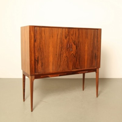 Bar cabinet by Kurt Østervig for KP Møbler, 1960s