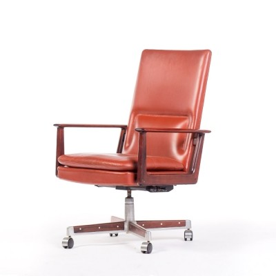 Office chair by Arne Vodder for Sibast, 1960s