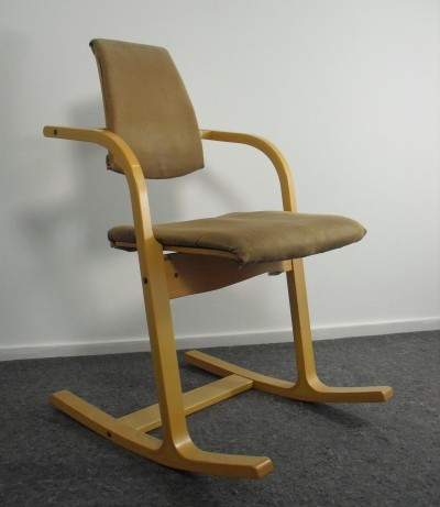 Stokke Actulum Balance Chair by Peter Opsvik, 1990's