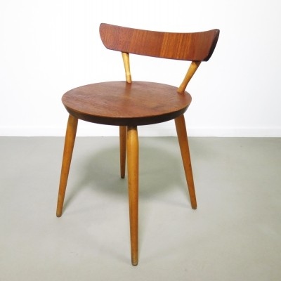 Dining chair by Nisse Strinning & Kajsa Strinning, 1950s