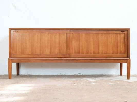 Sideboard by Henry W. Klein for Bramin, 1960s