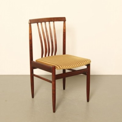 4 x Rosewood dining-room chair