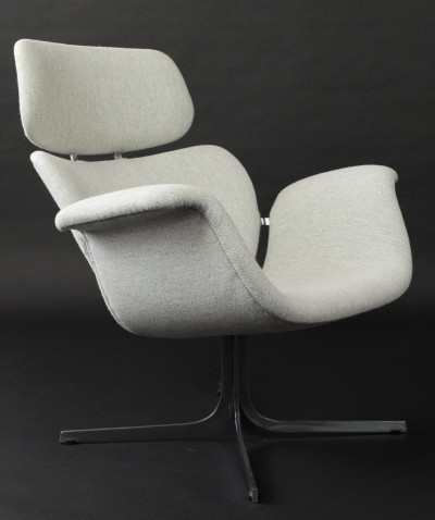 Model 545 Big Tulip lounge chair by Pierre Paulin for Artifort, 1960s