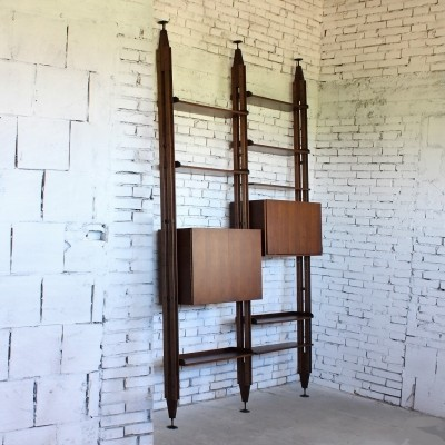 LB7 wall unit by Franco Albini, 1950s